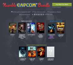 Capcom Bundle (Resident Evil, Lost Planet, Devil May Cry i inne) od 1$ [Steam] @ HumbleBundle