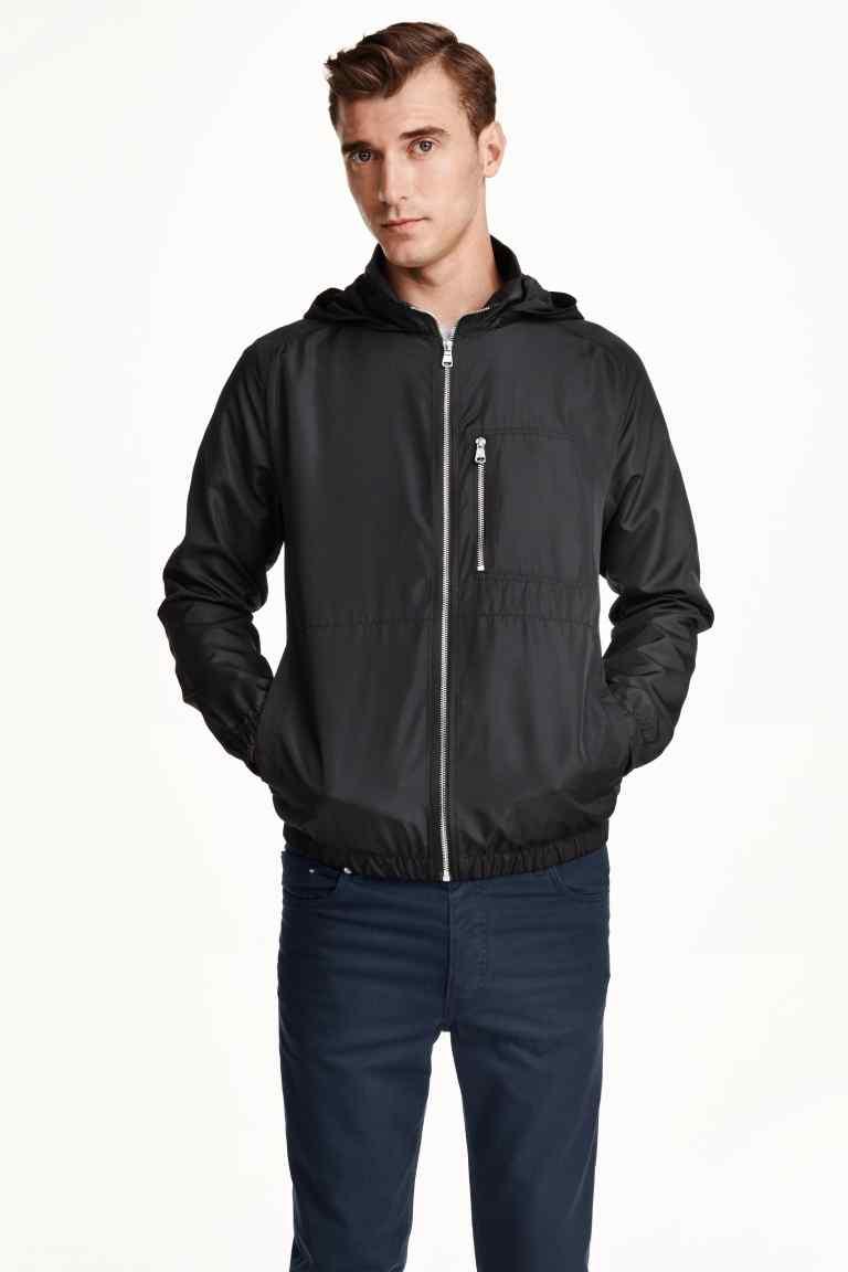 Męska kurtka za 45zł + darmowa dostawa @ H&M
