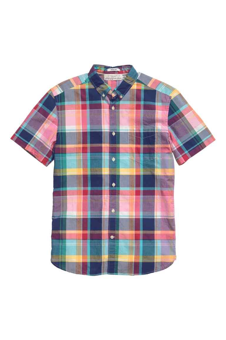 Męska koszula za 18zł + darmowa dostawa @ H&M