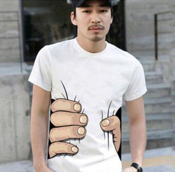 T-shirt z nadrukiem za 3,40$ ok.13 pln @ AliExpress