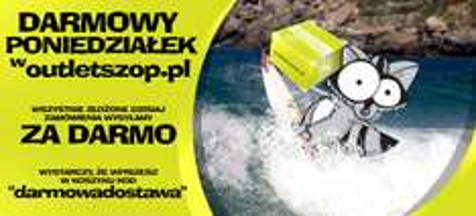 Darmowy wysyłka w outletszop.pl! Akcesoria zimowe w super cenach!