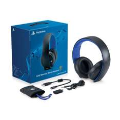 Sony PlayStation Wireless Stereo Headset 2.0 (PS3/PS4/PSV) za 289zł @ Agito