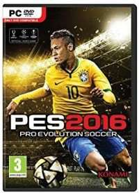 Pro Evolution Soccer (PES) 2016 PC + DLC @cdkeys