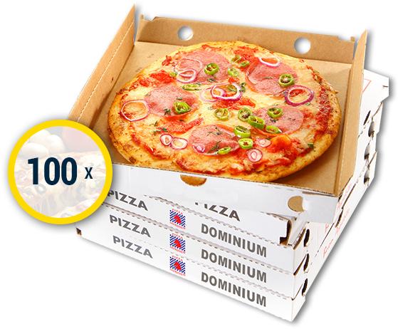 DARMOWA pizza 3 składnikowa w Dominium za rejestrację w Oddspring