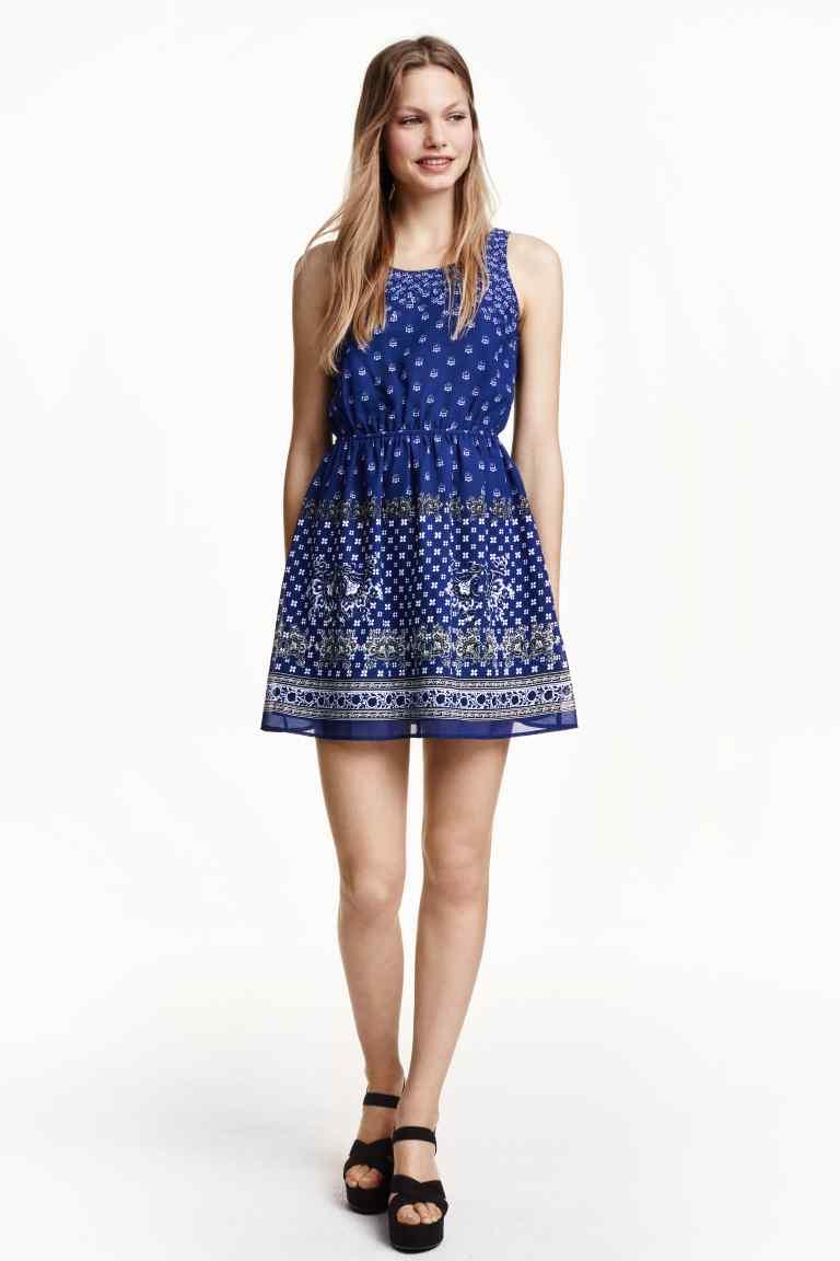 Letnia sukienka za 22zł + darmowa dostawa @ H&M