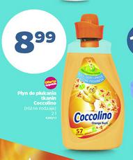 Płyn do płukania tkanin Coccolino 2l w cenie 8,99zł @ Netto