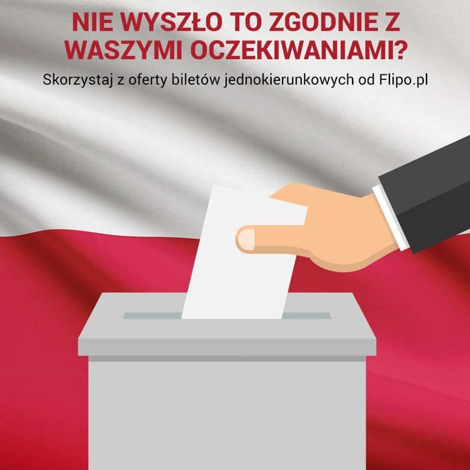 Oferta biletów jednokierunkowych @ flipo.pl