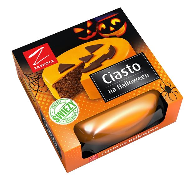 Ciasto na Halloween 550g w cenie 11,99zł @ POLOmarket