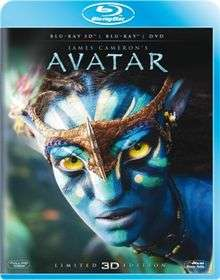 Avatar 3D (Blu-ray) za 24,99zł @ Empik