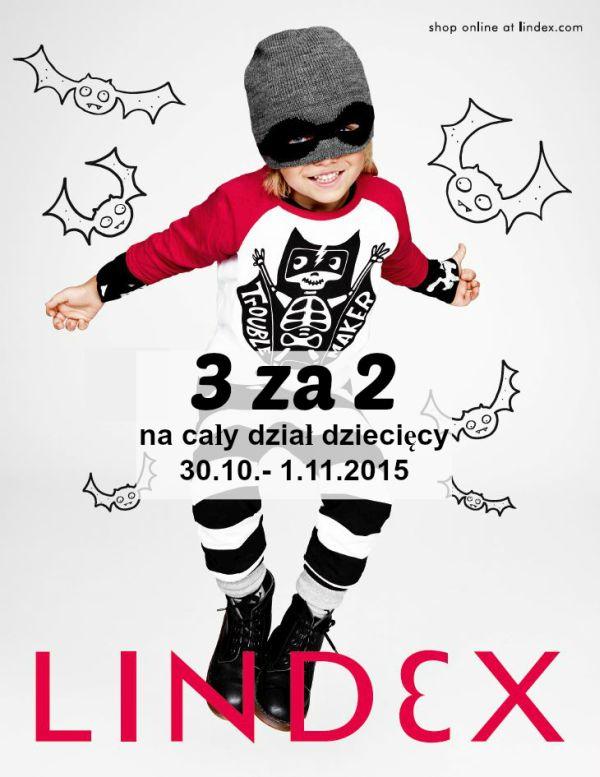 3 w cenie 2 na kolekcję dziecięcą @ Lindex