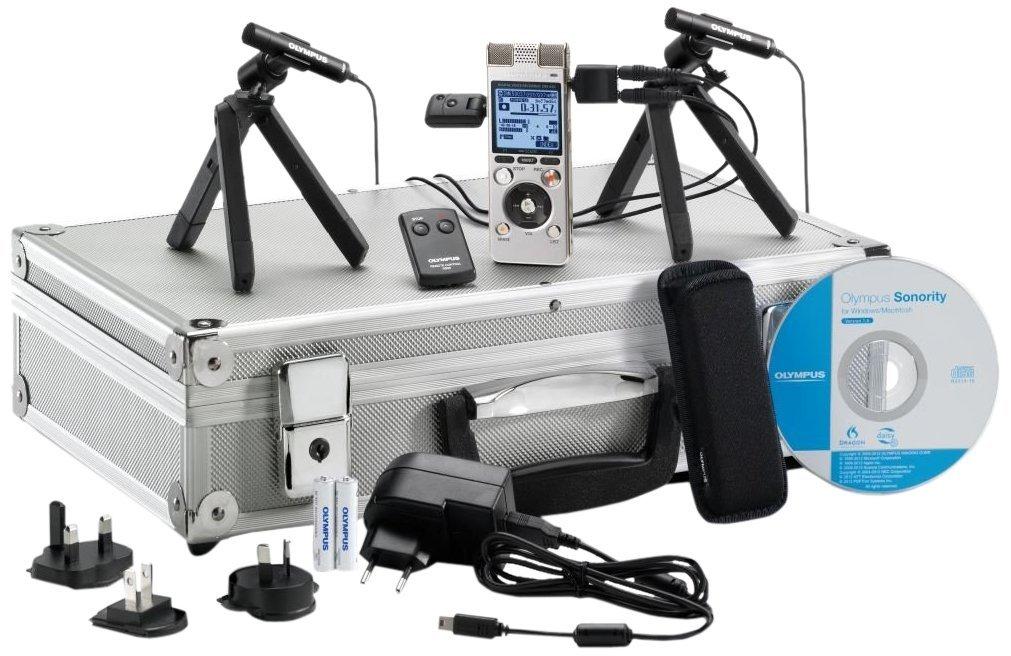 (BŁĄD CENOWY!) Olympus DM-650 Conference Kit 1500zł taniej @ Amazon.fr