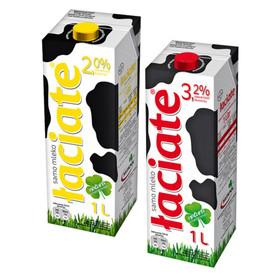 Mleko UHT Łaciate 2% lub 3,2% 1 l @ Tesco