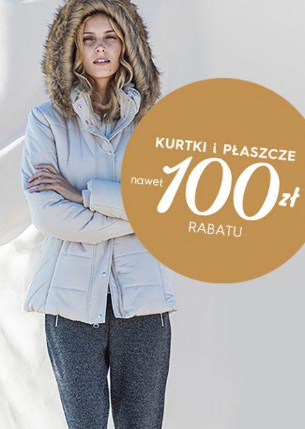Kurtki i płaszcze taniej o 50/70/100zł @ Top Secret