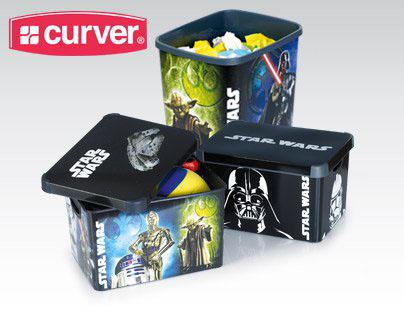 Pudełka z motywami Star Wars za 22,99zł @ Biedronka