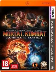 Mortal Kombat Komplete za 25PLN @Start2Play.pl