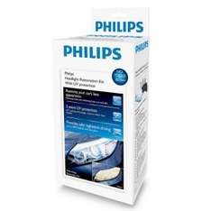 Philips: Zestaw do renowacji reflektorów 38% taniej