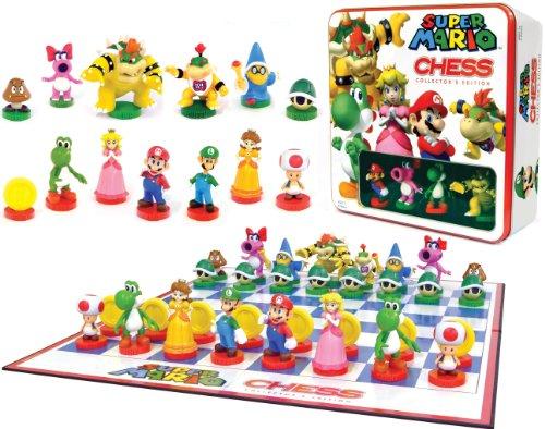 Kolekcjonerskie szachy Super Mario! @ Amazon.co.uk