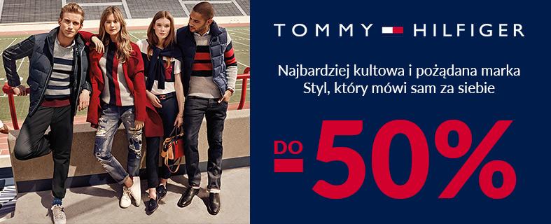 Do 50% zniżki na produkty Tommy Hilfiger @ Mivo