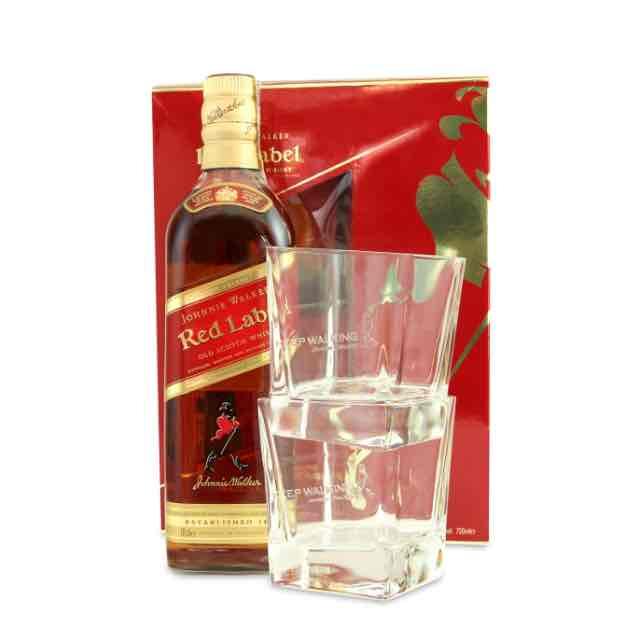 LIDL Johhnie Walker Red Label 0,7 + szklanka 44.99zł