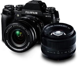 [CASHBACK] FUJIFILM za zakup aparatów i obiektywów nawet 2150 zł!