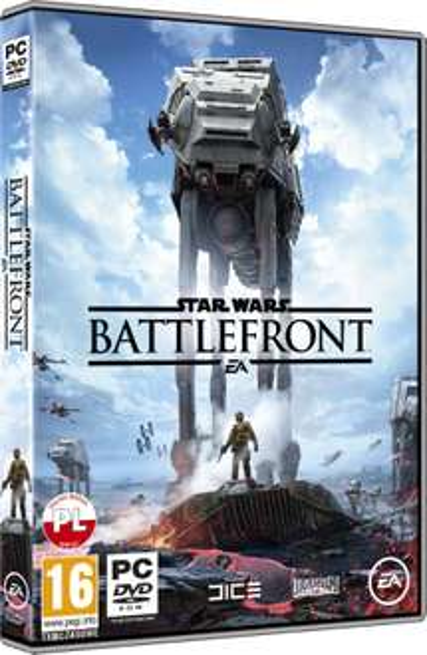 Star Wars Battlefront - najniższa oferta w sieci