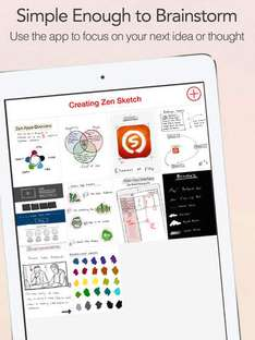 Zen Sketch - The Art of Drawing and Sketching (0zł z 1,99euro) iOS