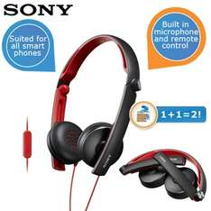 Zestaw słuchawek Sony MDRS70APW.CE7 za 99,95 zł @ iBOOD