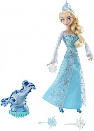 Lalka Mattel Frozen Mroźna Elsa CGH15