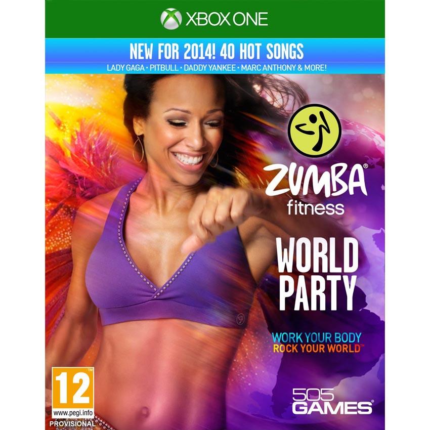 Zumba Fitness World Party Xbox One  za ok. 46 zł. (10 euro)