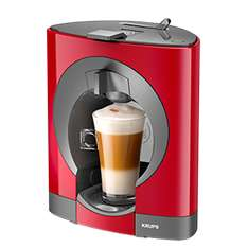 Ekspres Krups Oblo GRATIS do 20 opakowań kawy Nescafe Dolce Gusto
