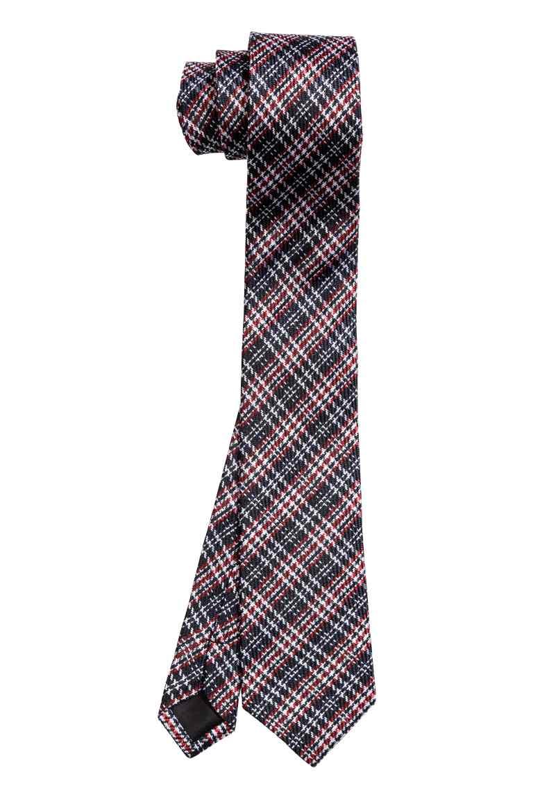 Jedwabny krawat za 17,93zł z dostawą zamiast 79,90zł @ H&M