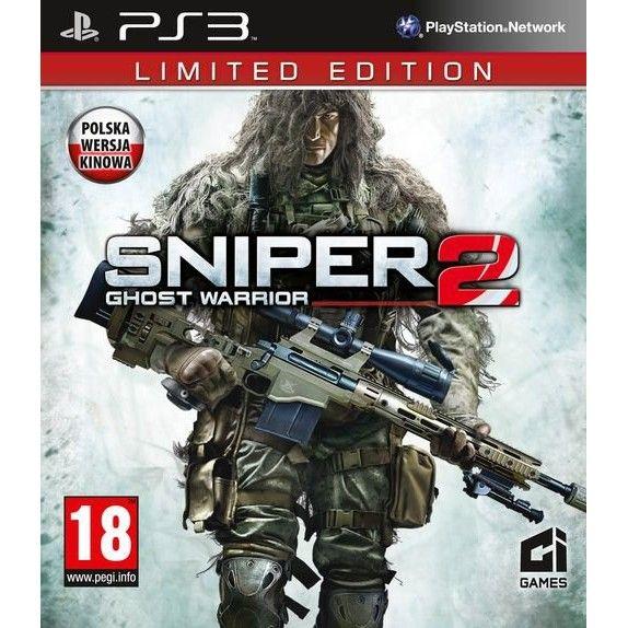 Sniper Ghost Warrior 2 - Edycja Limitowana (PS3) za 29,99zł @ Agito