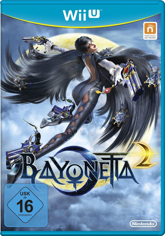 Bayonetta 2 [Wii U] za 80zł z dostawą @ Amazon.de