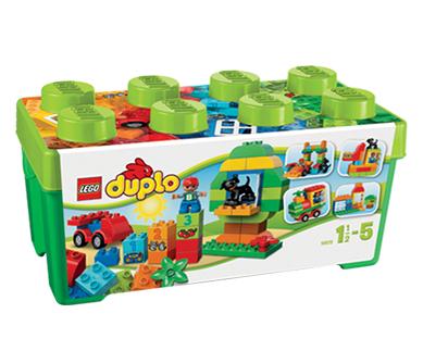 Uniwersalny zestaw klocków Lego Duplo (10572) za 79,99zł @ Carrefour