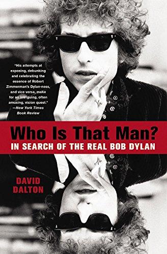 Błąd cenowy! Książka: Who Is That Man?: In Search of the Real Bob Dylan za ok. 4 grosze @ Amazon