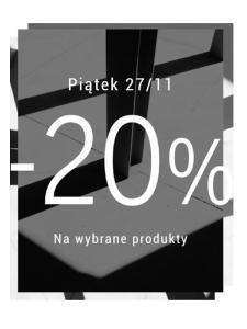 [Black Friday] Do 50% zniżki na wybrane produkty @ Bershka