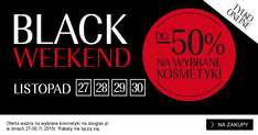 [Black Friday] Do 50% rabatu na wybrane proukty @ Douglas