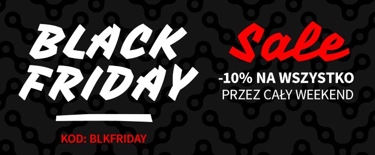[Black Friday] CENTRUMROWEROWE -10% na wszystko