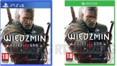 [Black Friday] Wiedźmin 3 PS4/Xbox One [box] @ Euro.com.pl