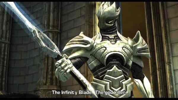 [Black Friday] Infinity Blade aplikacja iOS
