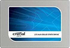 Crucial BX100 2.5-inch SATA III Internal Solid State Drive - 500 GB, Amazon.de