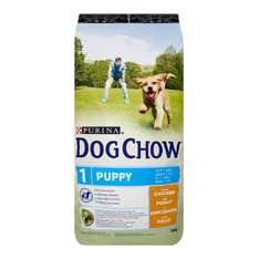 PURINA DOG CHOW Puppy/Junior 14kg+2,5kg @ Krakvet