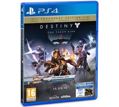 Destiny The Taken King Legendary Edition [Playstation 4 i Xbox One] za 169zł @ Media Markt