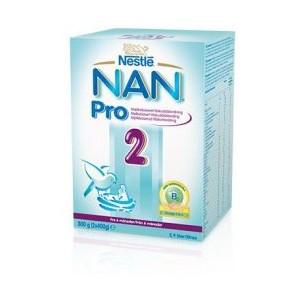 Mleko Nestle NAN Pro 800g za 30zł @ POLO Market