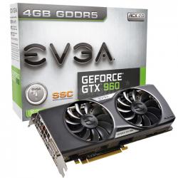 Karta graficzna EVGA GeForce GTX 960 4GB SuperSC GAMING ACX 2.0+ za 879zł @ Komputronik