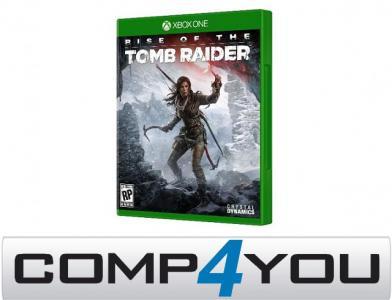 Tomb Raider: Rise of the Tomb [Xbox One] za 121zł @ Allegro