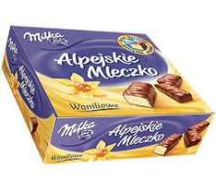 Milka Alpejskie Mleczko za 7,99 zł @ Carrefour