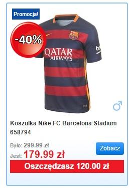 FC Barcelona koszulka
