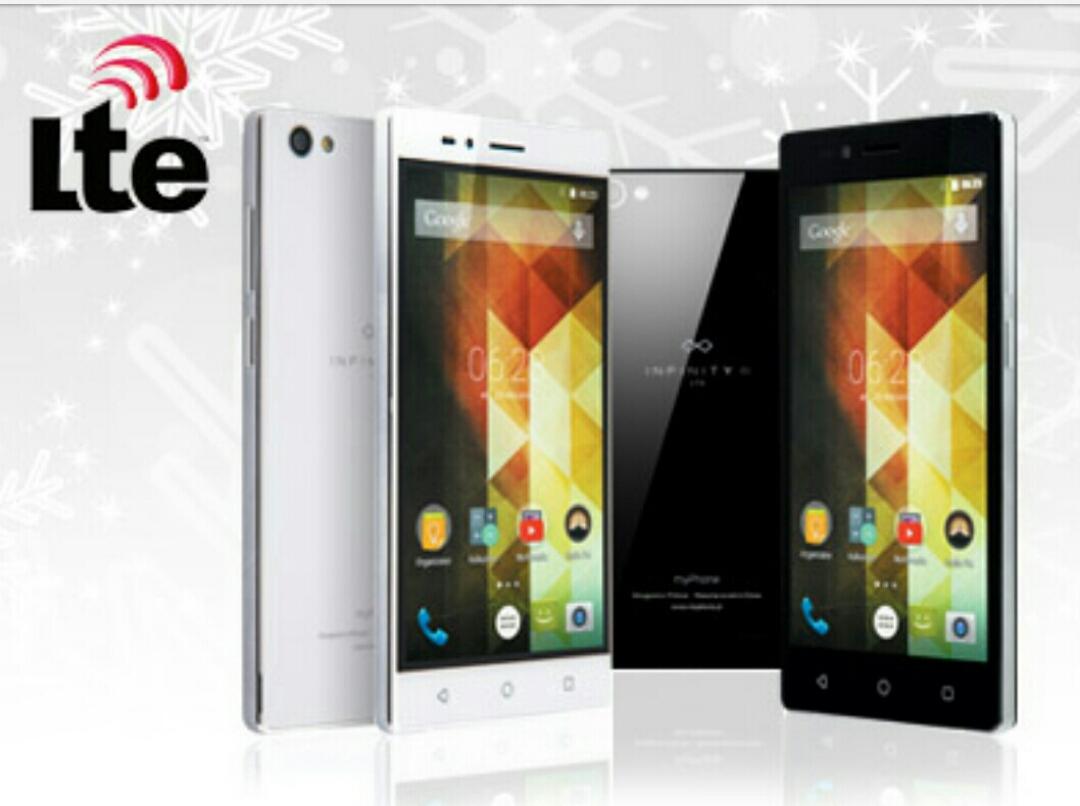 Smartfon Infinity II LTE za 499 zł @ Biedronka
