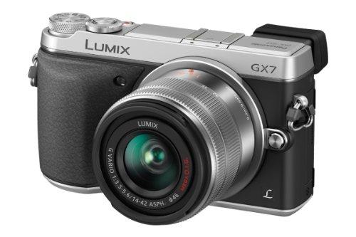 Aparat Panasonic Lumix GX7 + obiektyw 14-42mm za około 1798zł @ Amazon.de